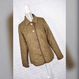 Jeffrey Banks Quilted Jacket